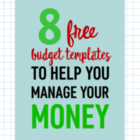 Check out these free budget spreadsheets and start telling your money where it should go!