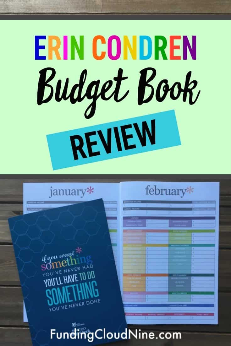 Looking for a fun, colorful, and gorgeous way to budget? The Erin Condren Budget Book might be the perfect solution for you!