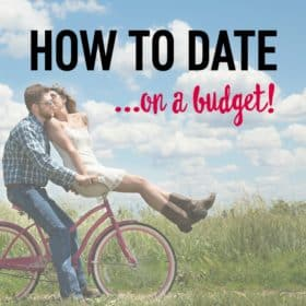 Trying to balance your dating life and your budget? Unsure of how to date someone when you are not financial equals? This is a down-to-earth guide on how to date on a budget!