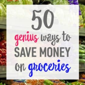 How to Save Money on Groceries: 50 Budget-Friendly Tips