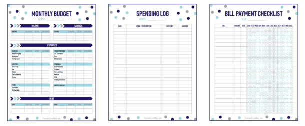 photograph about Spending Log Printable identify Shelling out Logs: A Detailed Expert with a No cost Printable