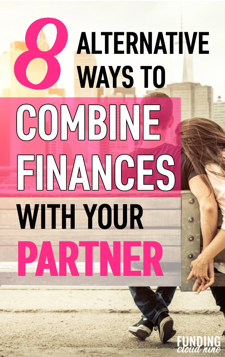 Check out these 8 different ways to manage money as a couple. Stop the money fights with your partner by choosing the method of handling finances that works best for the both of you.