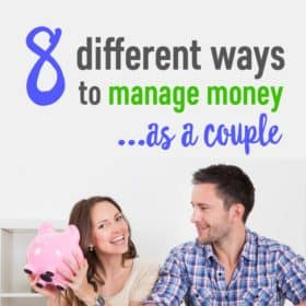 8 Ways to Manage Money as a Couple