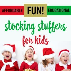 Best Stocking Stuffers for Kids | Gift Guide