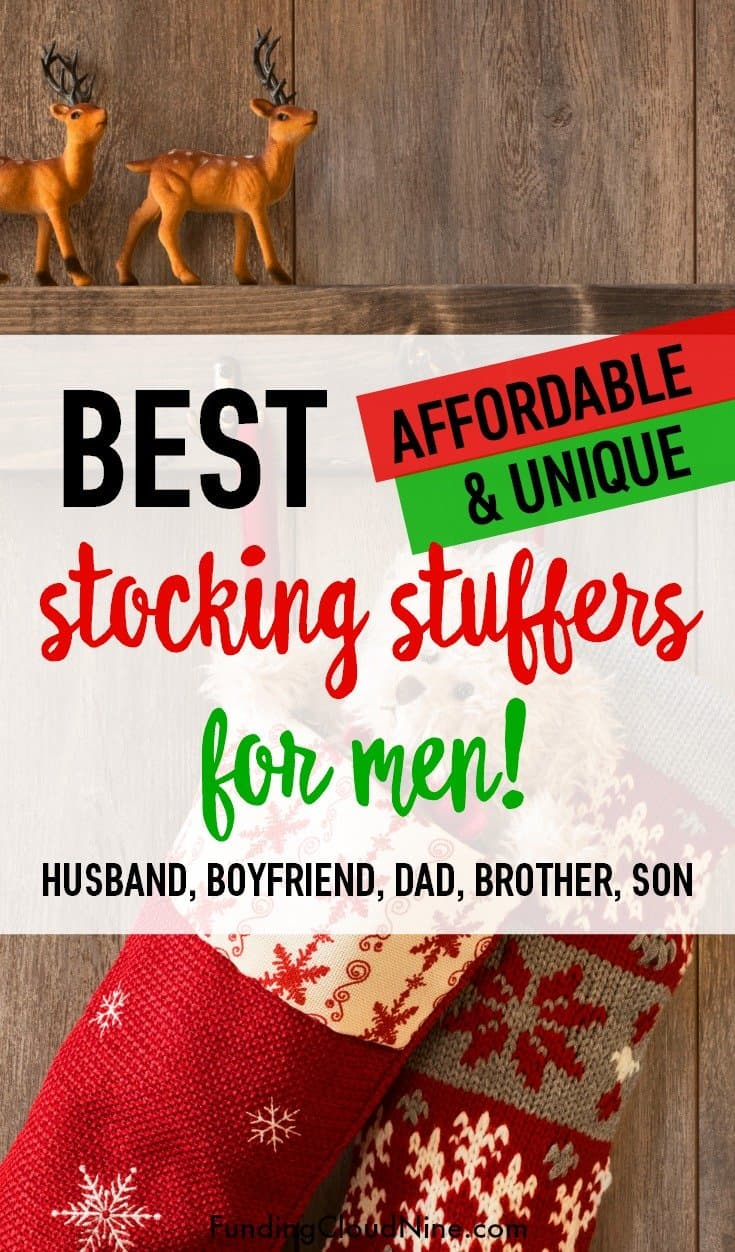 Best Stocking Stuffers For Men Gift Guide