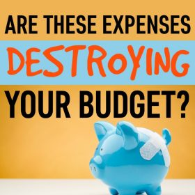 If you are looking to save more money or pay off more debt, you may need to refresh your budget. Take a second look at the expenses which could be ruining your budget.