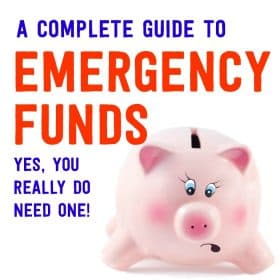 A Complete (and Simple) Guide to Emergency Funds