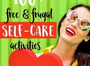 If you need a break from the craziness of life, here's a list of FREE self-care ideas and activities to help you finally focus on yourself.It's time to focus on your mental health.