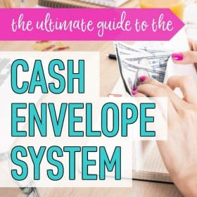 The cash envelope systemmay be the secret ingredient to help you finally gain control of your finances. It can help you escape the paycheck-to-paycheck rut, pay off debt, and stop overspending.