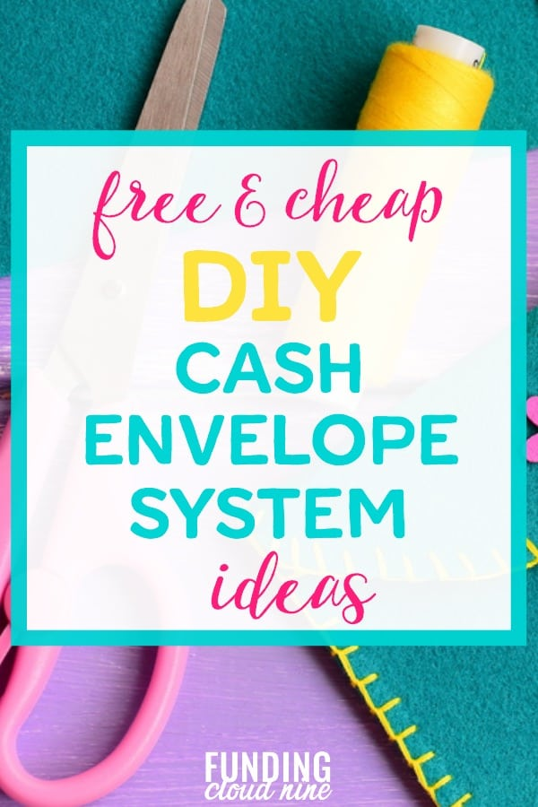 These cheap and free DIY cash envelope systems can help you stick to your budget without spending a lot of money. Get started today with these easy envelope system organizers.