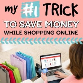 Rakuten (formerly Ebates) is an easy way to save money while online (or in store) shopping. Get cashback on your every day purchases with these great tips.